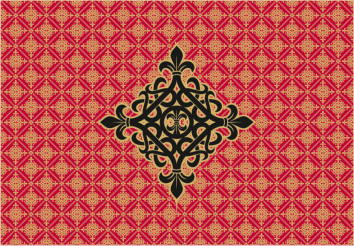 Medieval Maroon Background