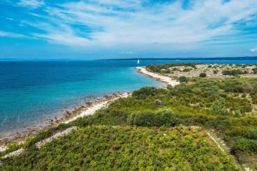 Mediterranean Island Scenery