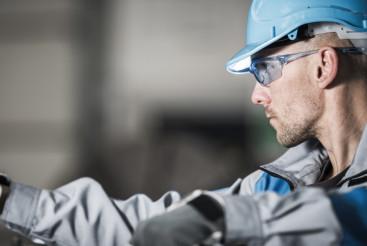 Metalwork Industry Worker