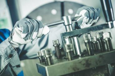 Metalworking Industry Lathe