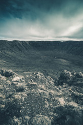 Meteor Crater Landscape