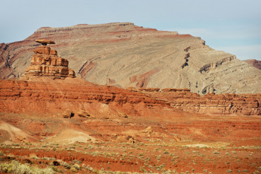 Mexican Hat Rock Utah