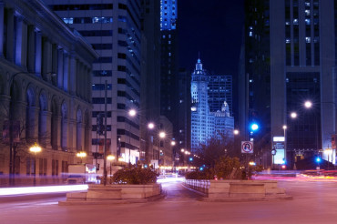 Michigan Ave Chicago