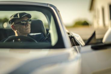 Midlife Crisis Convertible Drive