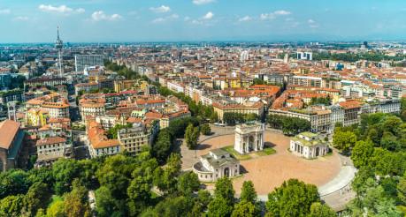 Milan Lombardy Region