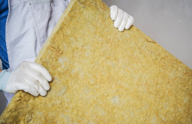 Mineral Wool Insulating Material