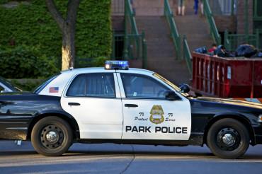 Minneapolis Police Cruiser