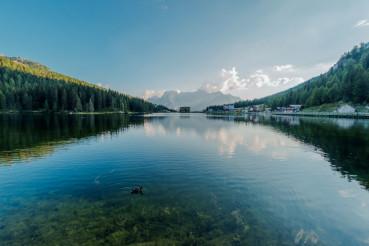 Misurina Italian Alps