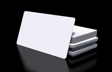 Mockup of Business Cards
