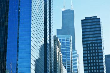 Modern American City