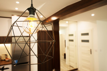 Modern Apartment Lighting