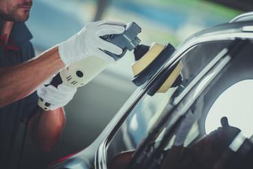 Modern Car Body Waxing