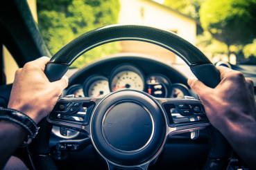 Modern Car Driving