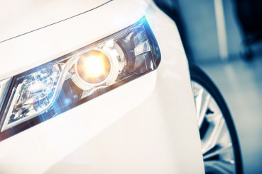 Modern Car Headlights