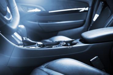 Modern Car Interior Design
