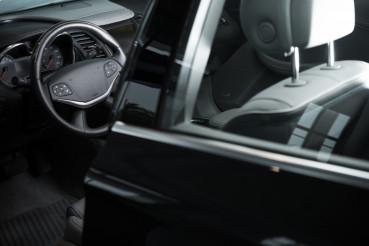 Modern Car Studio Photo
