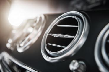 Modern Cars Interior Air Vents