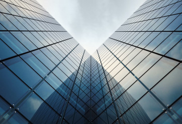 Modern Glassy Architecture