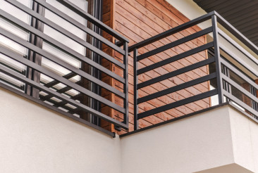 Modern Residential Balcony