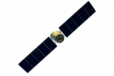 Modern Satellite Illustration PNG