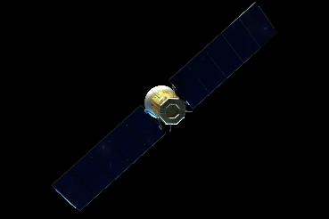 Modern Satellite Illustration PNG