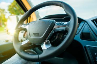 Modern Steering Wheel
