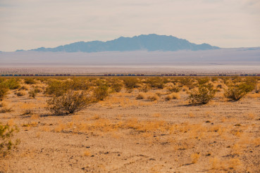 Mojave Desert Railroad