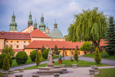 Monastery in Lesser Poland
