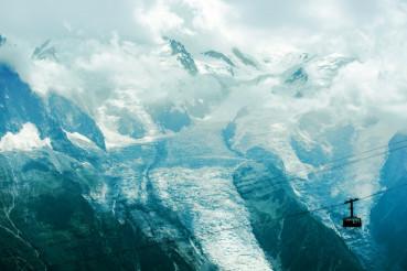 Mont Blanc Alps Massif
