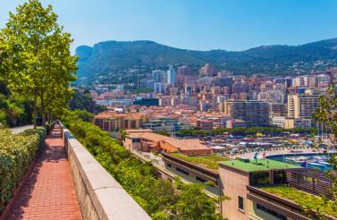 Monte Carlo Monaco Destination