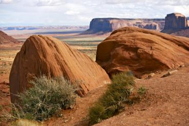 Monument Valley Stones