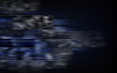 Motion Blue Hi Tech Backdrop