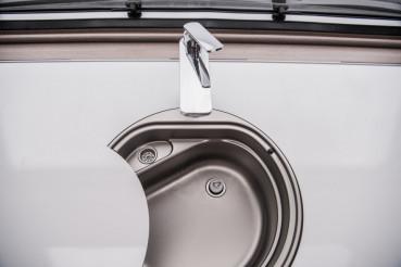 Motorhome Camper Sink