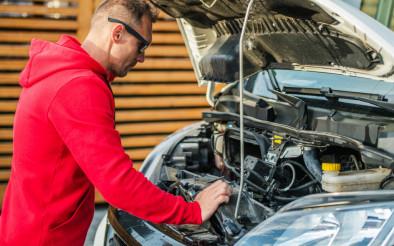 Motorhome Engine Problem