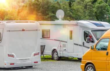 Motorhome Satellite TV