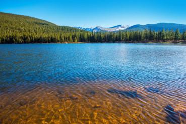 Mountain Lake in Colorado