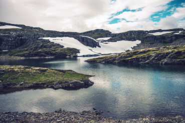 Mountain Lakes Landscape