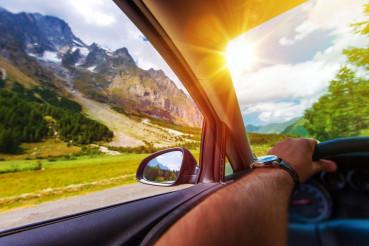 Mountains Road Trip