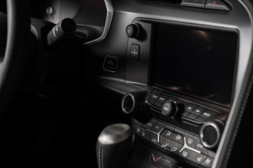 Multimedia Car Console