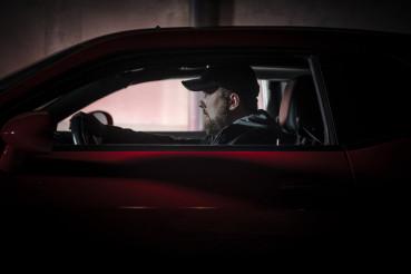 Muscle Car Night Drive