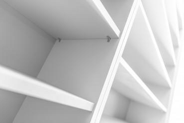 New Closet Wardrobe Shelfs