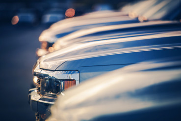 New Vehicles in Dealer Stock