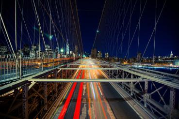 New York Traffic in Motion