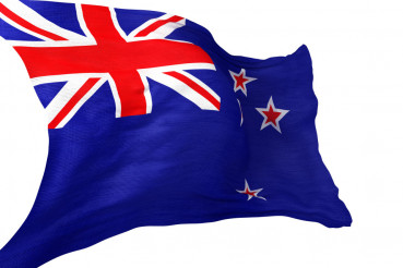 New Zealand Canvas Flag