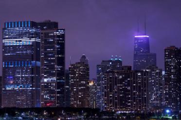 Night Life Chicago