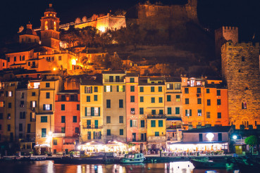 Night Time in the Porto Venere