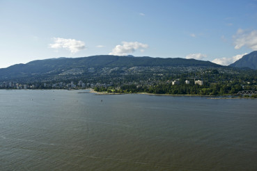 North Vancouver Aerial Photo