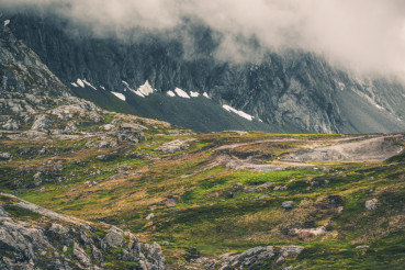 Norway Mountains Landscape