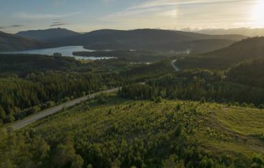 Norway Nordland Summer Scenery