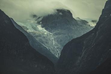 Norwegian Glacier Vista